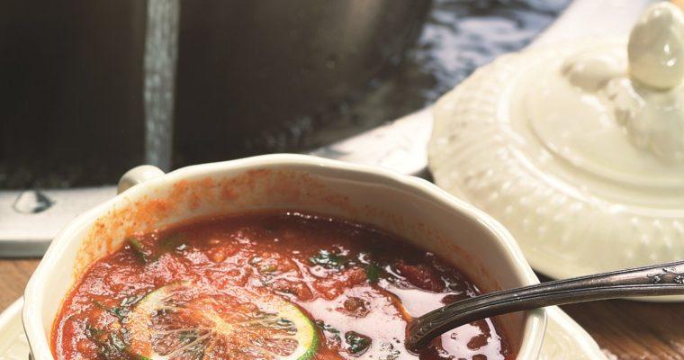 Maghreb Tomato Soup