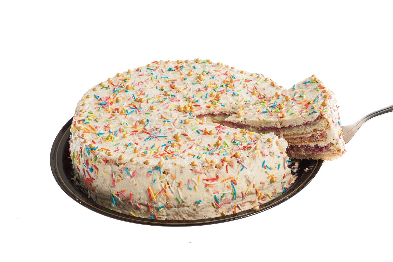Currant Sponge Cake