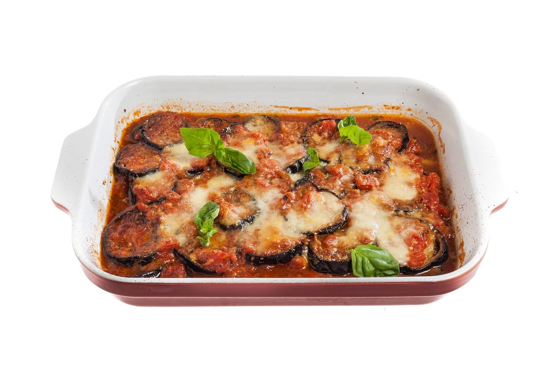 Parmigiano eggplant
