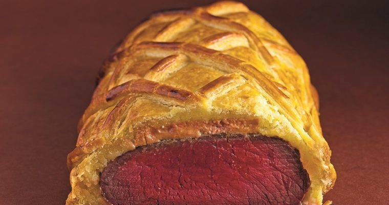 Beef Wellington With Foie Gras