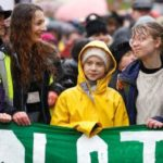 'World is on fire', Greta warns climate strike