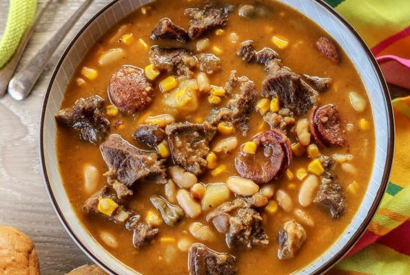 Lokro – Argentinean stew