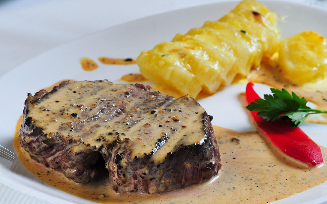 Lomo a la pimenta – Argentinean meat