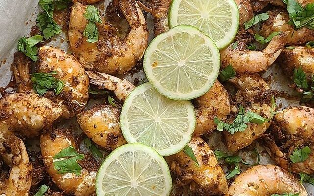 Cajun Shrimp Bake