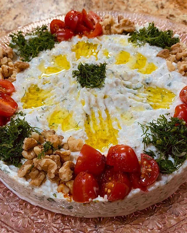 Koshok With Bulgur & Yogurt