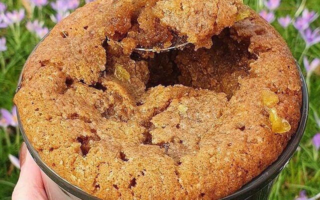 Sticky Ginger Cake