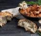 Pork strogonoff with wild mushrooms